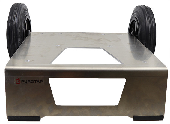 PUROTAP trolley front